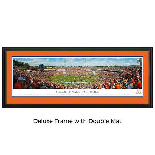 Virginia Cavaliers Football - Panoramic Print