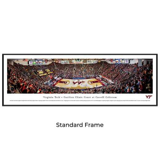 VAT5F: BW Virginia Tech Hokies Basketball, Standard