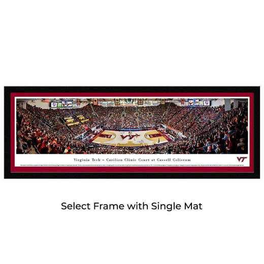 VAT5M: BW Virginia Tech Hokies Basketball- Select