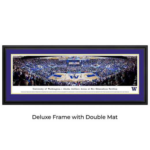 Washington Huskies Basketball - Panoramic Print