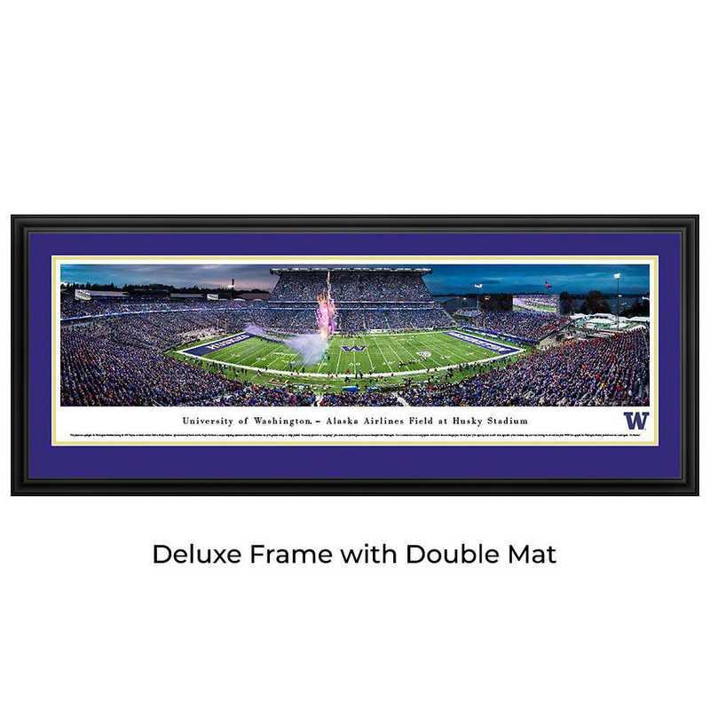 Washington Huskies Football - Panoramic Print