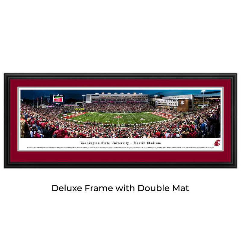 Washington State Cougars Football - Panoramic Print