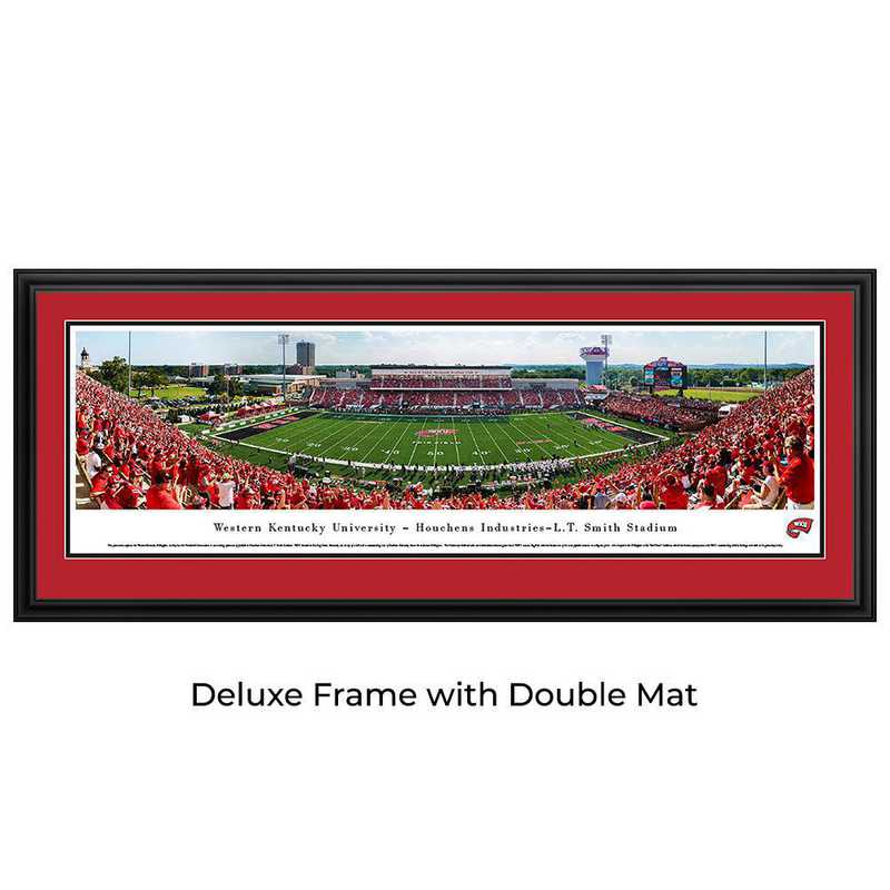Western Kentucky Hilltoppers Football - Panoramic Print