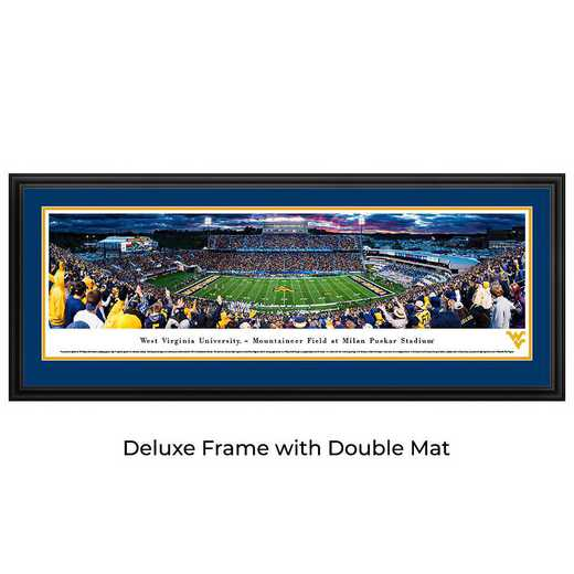 West Virginia Mountaineers Football - Panoramic Print