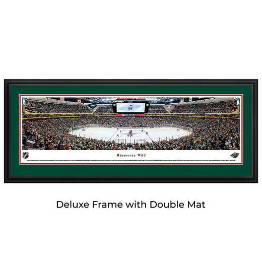 Minnesota Wild - Center Ice - Panoramic Poster