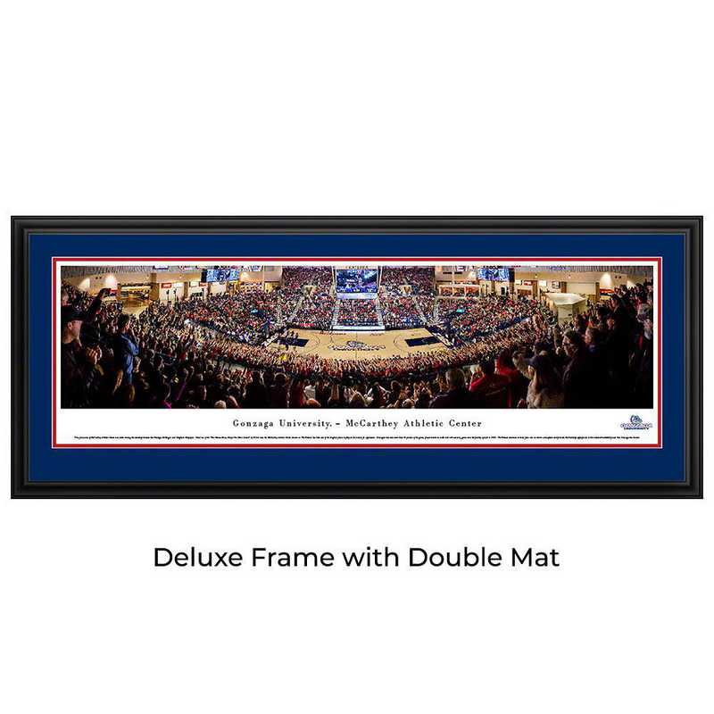 Gonzaga Bulldogs Basketball - Panoramic Print