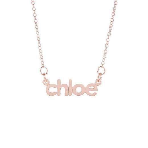 BYN1068R: Sofia Mini Nameplate Necklace