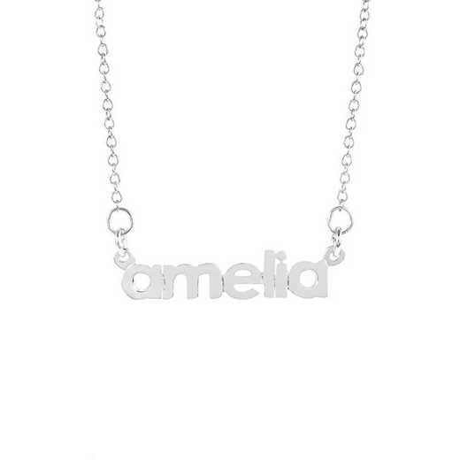 BYN1068S: Sofia Mini Nameplate Necklace