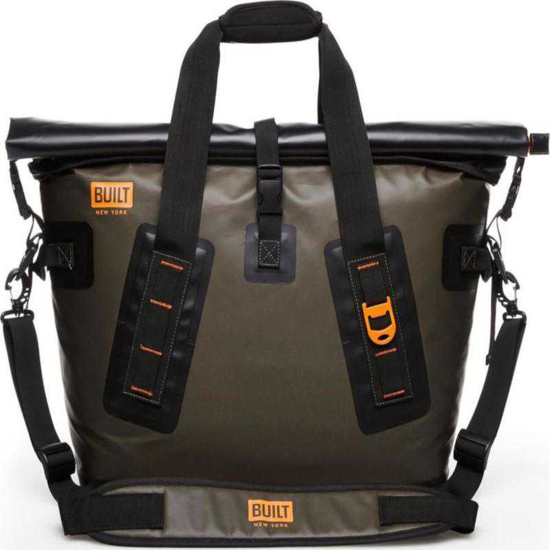 5213958: Built NY Freezer Welded Insulated Cooler Travel Bag - Olive