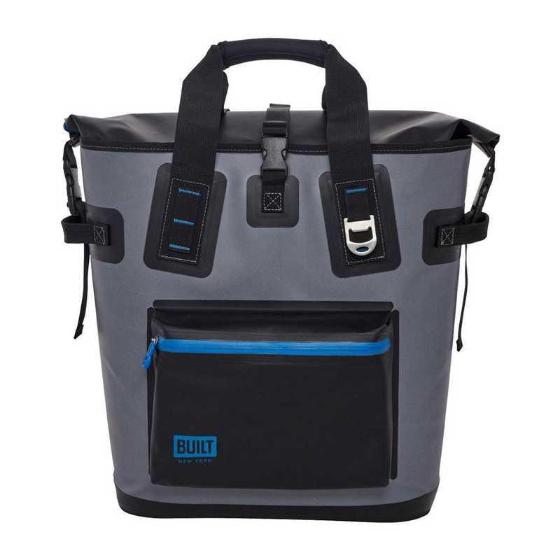 BLT-5233505: Built NY Welded Cooler Backpack - Pewter Grey
