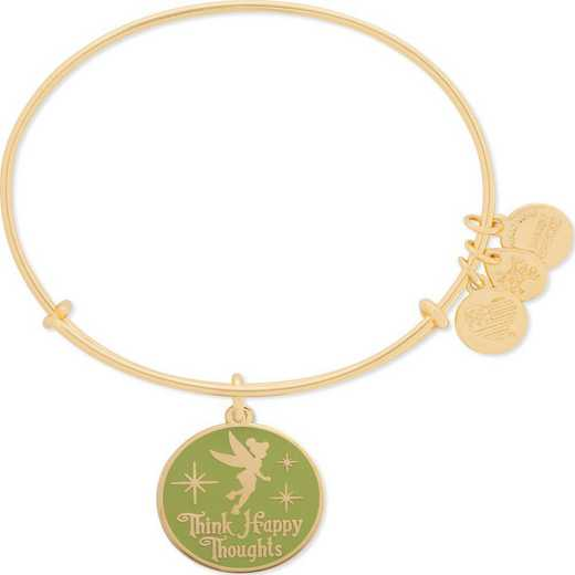 AS16DIS07YG: ALEX AND ANI - Disney - Tinker Bell Think Happy Thoughts