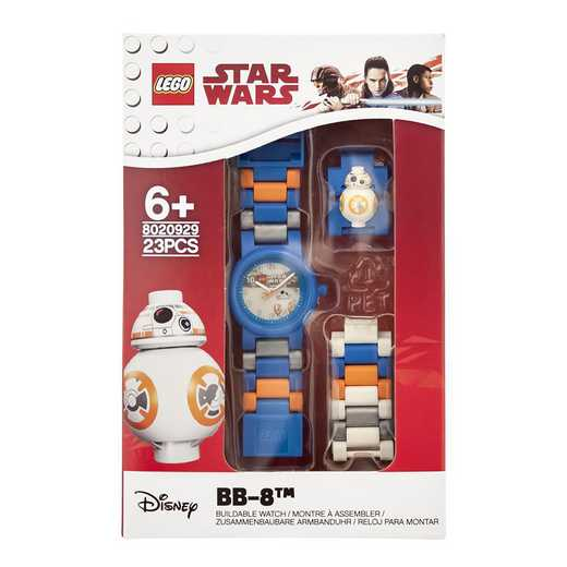 LEGO-8020929: Star Wars BB-8 Minifigure Link Watch