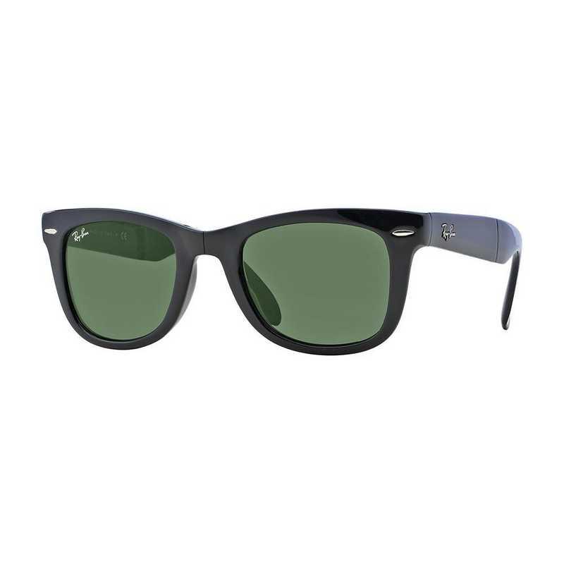 0RB410560150: Ray-Ban Wayfarer Folding Classic Sunglasses - BLK