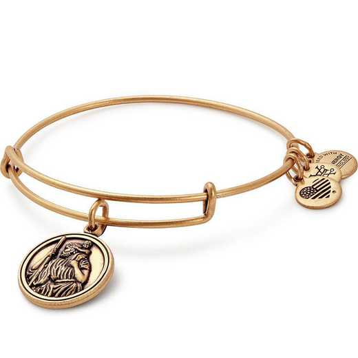 A17EBSTCRG: Saint Christopher - Rafaelian Gold Finish
