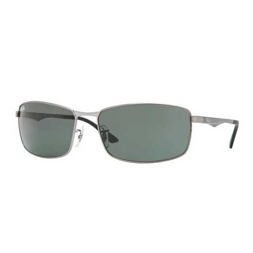 0RB34980047161: RB3498 Sunglasses - Gunmetal