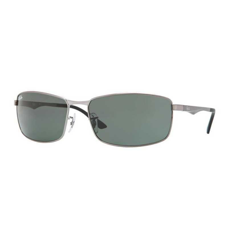 0RB34980047161: RB3498 Sunglasses - Gunmetal