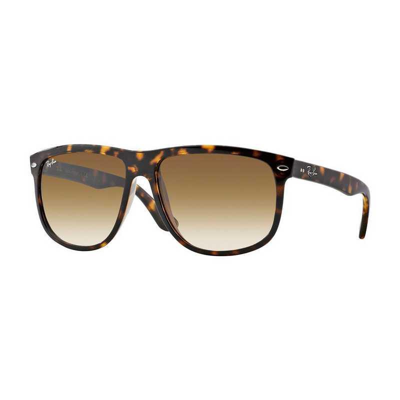 0RB41477105156: RB4147 Sunglasses - Light Havana