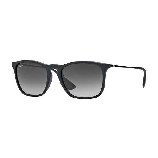 0RB41876228G: Chris Sunglasses - Black