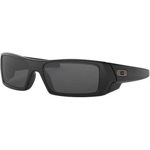 OO03-473: Gascan Sunglasses  - Matte Black/Grey