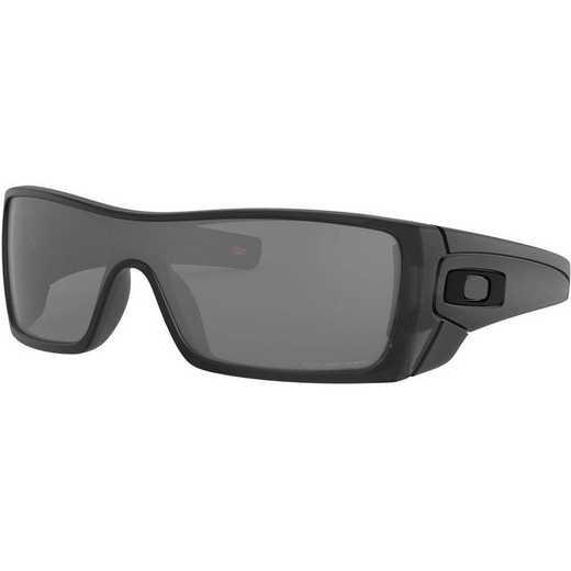 OO9101-35: Batwolf Sunglasses - Matte Black Ink/Black Iridium Polarized