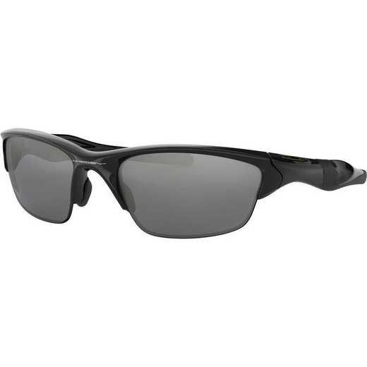 OO9144-01: Half Jacket 2.0 Sunglasses - Polished Black/Black Iridium