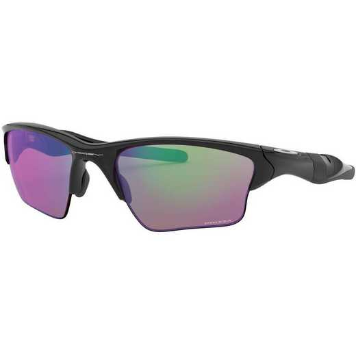 OO9154-49: Half Jacket 2.0 XL Sunglasses - Polished Black/Prizm Golf