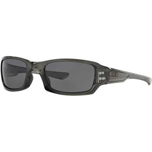 OO9238-05: Fives Squared Sunglasses - Gray Smoke/Warm Gray