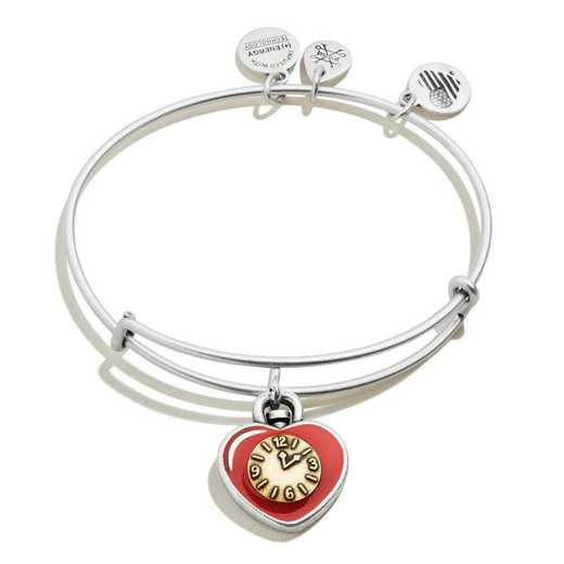 AS19EBWIZ03TTRS: Wizard of Oz™ Heart Two-Tone Bangle