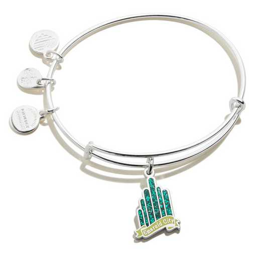 AS19EBWIZ05SS: Wizard of Oz™ Emerald City Bangle