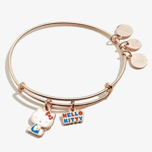 AS19HOLHHKSR: Hello Kitty™ Charm Bangle