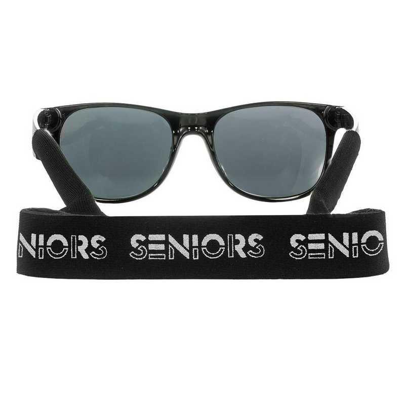 K022317: 2021 Seniors Stencil Croakies Sunglasses Strap