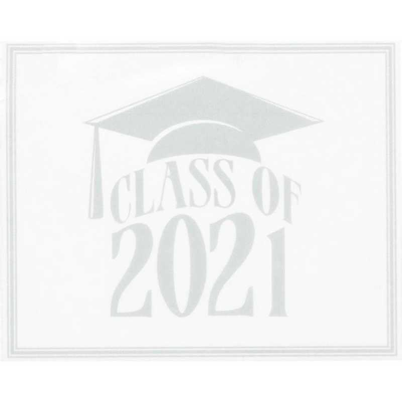 Deluxe Grad Announcement Tissue Inserts