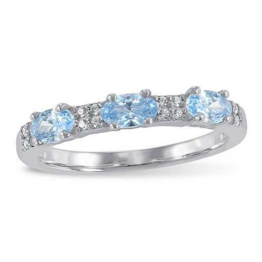 Prelude Heighten Ring with Zirconia from Swarovski®