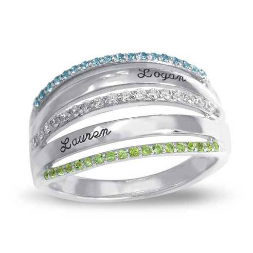 Illuminate Personalized Ring
