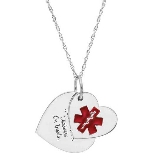 Ladies' Med ID Pendant