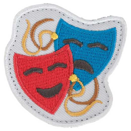 VP060: Drama Masks