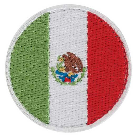 VP015: Mexico Circle Flag