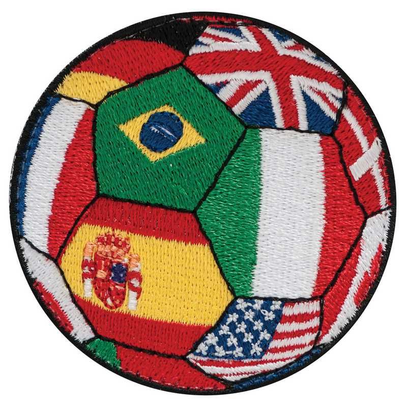 VP018: Soccer Ball Flags
