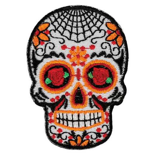 VP099: Spider Web Skull