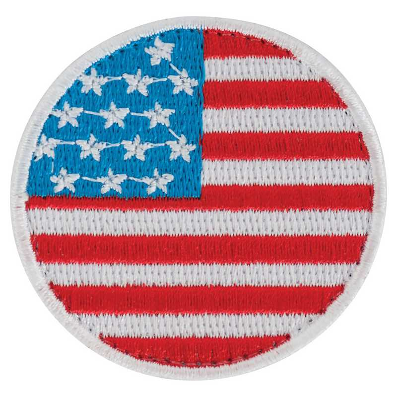 VP017: USA Circle Flag