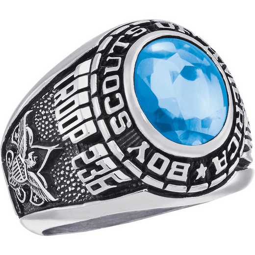 Medalist Boy Scouts of America Men's Ring