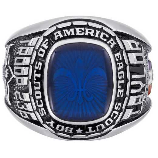 Triumph Boy Scouts of America Men's Eagle Scout Ring