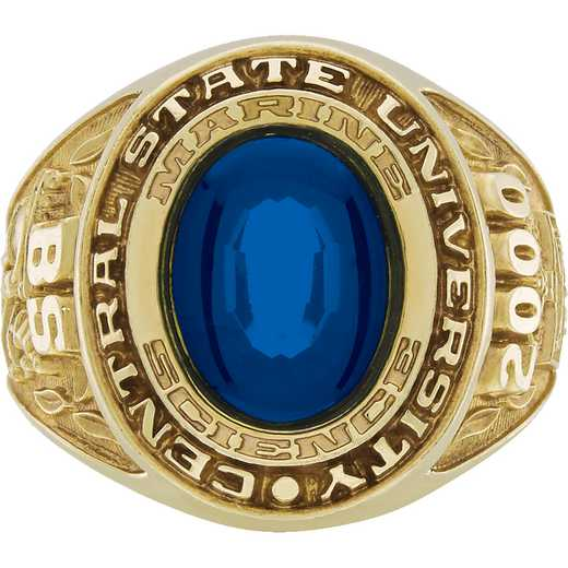 University of Utah Law School Galaxie I Ring