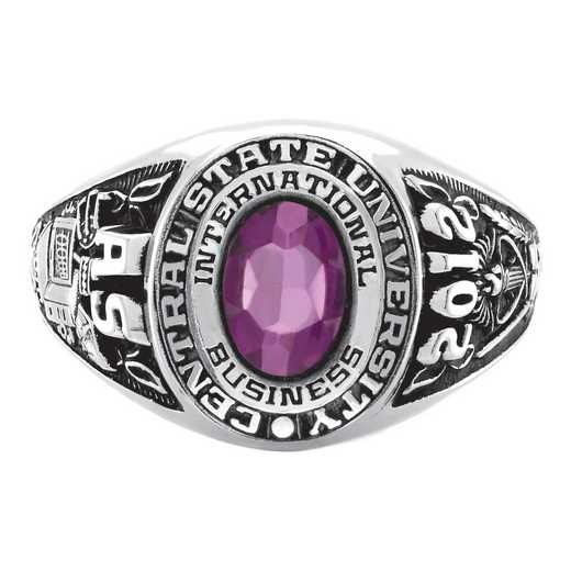 University of North Florida at Jacksonville Women's Galaxie II Ring