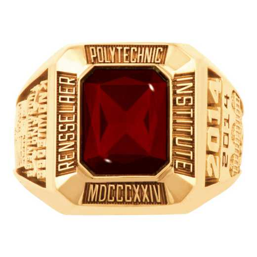 Rensselaer Polytechnic Institute Class of 2014 Men's Carnegie Ring