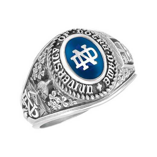 University of Notre Dame Women's B355MI ND Ring