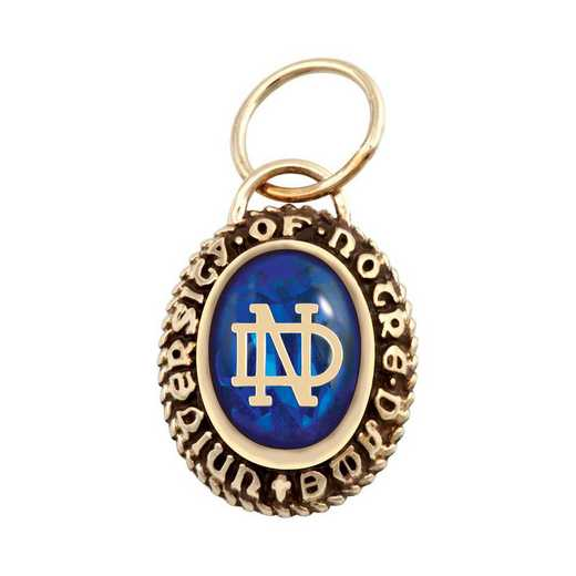 University of Notre Dame Women's B355MI P ND Pendant