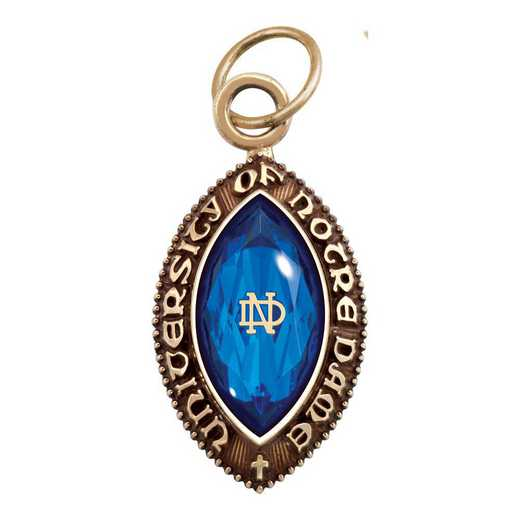 University of Notre Dame Women's B499D P ND Pendant