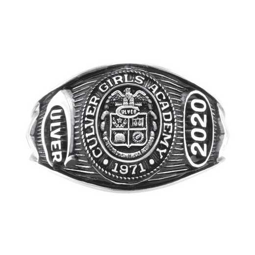 Culver Girls Academy Traditional Ring