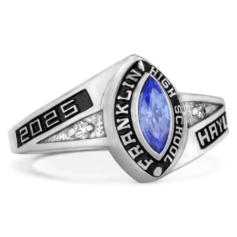 Women's E46 Signature Essence Class Ring